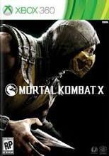 Mortal Kombat X [Xbox 360 Game]