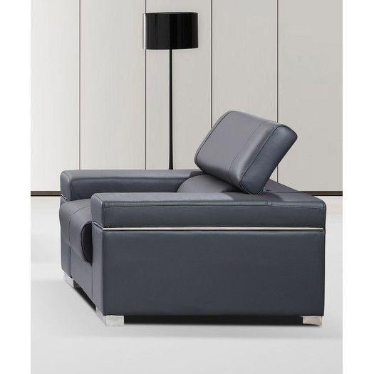 J&M Furniture Soho Club Chair | AllModern