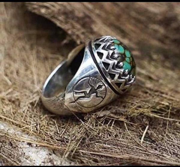 هل سمعت عن خاتم يخدمه سبعة من ملوك الجن Rings For Men Free Books Download Rings