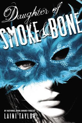 Review of Daughter of Smoke and Bone by Laini Taylor (Bookish Wanderess)