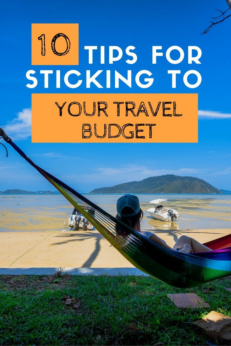 10 best tips for sticking to a travel budget. After many years backpacking around the world, we have put together our 10 best budget tips for travel. #traveltips #ttot #savingtips #budgettips: