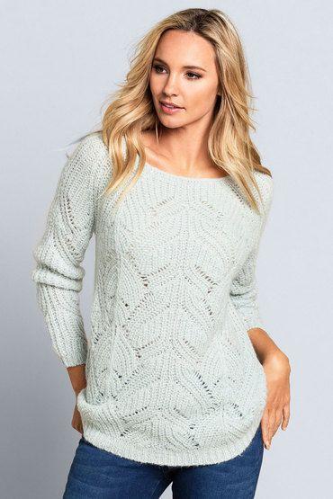 Buy Monsoon Anna Chunky Jumper | Shop Tops Womenswear at the BrandStore EziBuy NZ