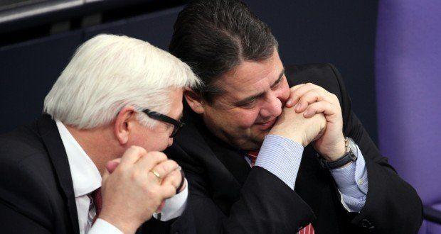 Wieder einmal kommt Steinmeier ins Gespräch als möglicher nächster Bundespräsident. Gabriel sei überzeugt, dass Steinmeier Deutschland hervorragend repräsentieren könne. Zweifelsohne, aber in erster Linie hätte Gabriel einen möglichen Kanzlerkandidaten ausgebootet.