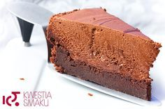 Dobre ciasto na imprezę lub przyjęcie. Smaczne ciasto czekoladowe dla dzieci