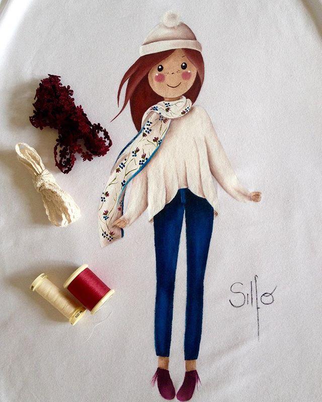Cuántas veces el secreto está en atreverse...!!! #Silfo #secret #try #winter…