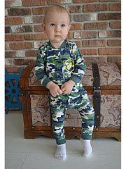 Слип Military Babich Baby.  Из коллекции Милитари - авторский принт экологические краски на водяной основе и износостойкая ткань. Носятся долго и с удовольствием. Модный и стильный камуфляжный принт.