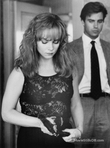 Impulse (1990) - Publicity still of Jeff Fahey & Theresa Russell