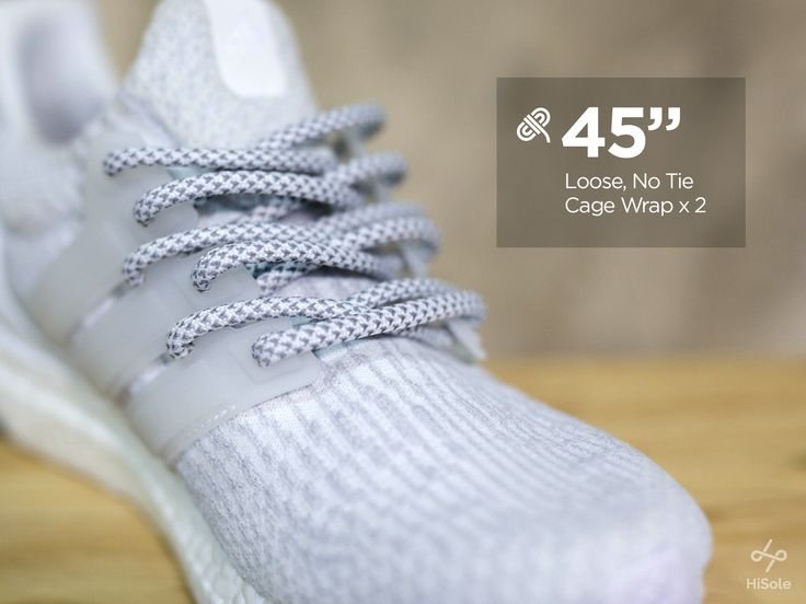 It's a wrap! . . Who knew we could wrap our laces through the cage? . . Tips for boosting your Ultraboost #shoes #sneakers #adidas #ultraboost #laceswap #fashion // See more on our page : www.facebook.com/hisolethailand