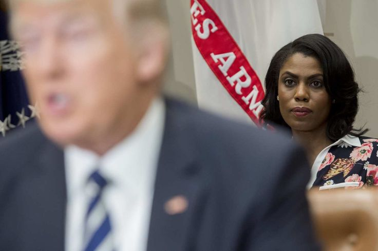 """The Daily Beast reports that Manigault has been one of the worst offenders in """"triggering"""" Trump by passing on unvetted news articles that enrage the president. Former White House Chief of Staff Reince Priebus also tried to stem Manigault's influence and exclude her from meetings but failed. Kelly seems to have had more success, however; enough so that Manigault has grown frustrated with her lack of access to the president"""