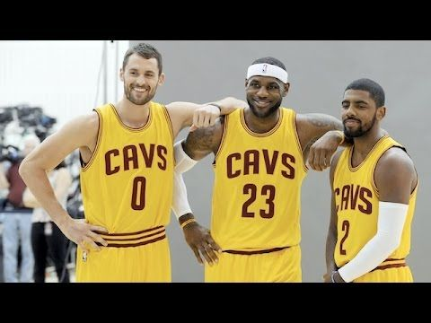 Cleveland Cavaliers Roster 2017 - YouTube
