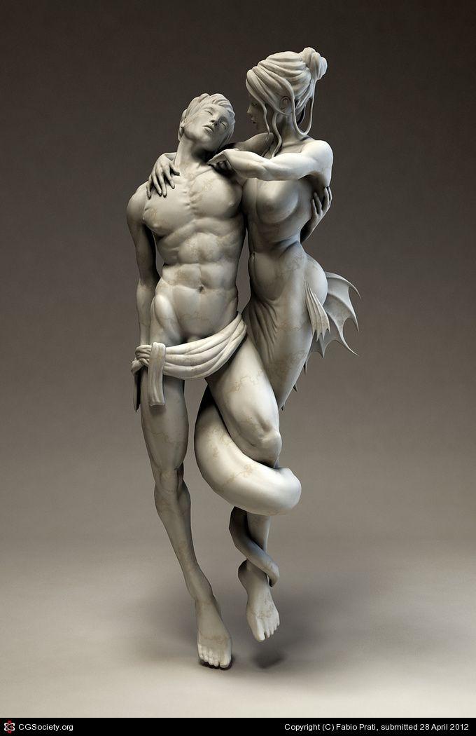 Temptation by Fabio Prati