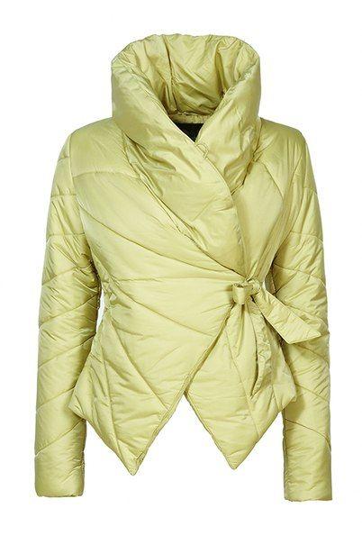 Модели одежды из стёганой ткани