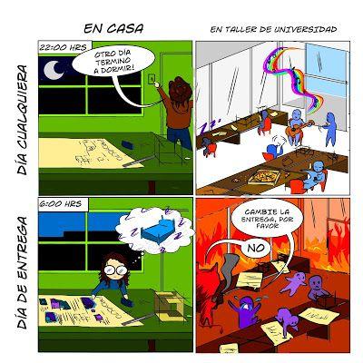 Sofíaaaaw: .::Entregas de Arquitectura en la Universidad::.