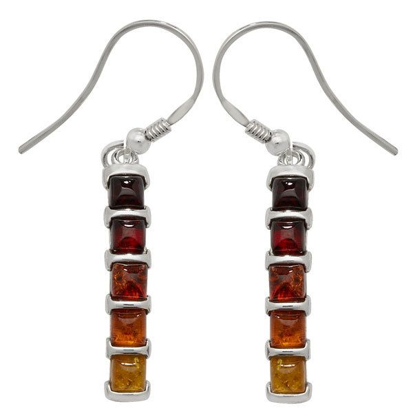 Made with ❤️ Eco friendly Sterling Silver 5 stone Natural Amber earrings  https://www.etsy.com/listing/208702788/eco-friendly-sterling-silver-5-stone?utm_campaign=crowdfire&utm_content=crowdfire&utm_medium=social&utm_source=pinterest