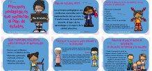 Reglamento de la Biblioteca escolar,tarjetas imprimibles listas para descargar