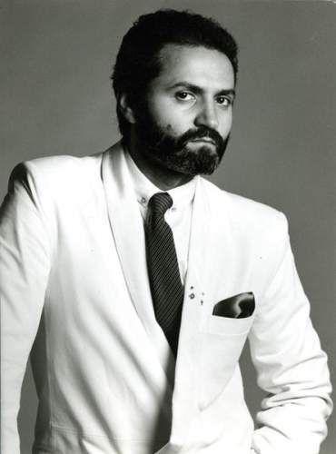 Gianni Versace, Scavullo