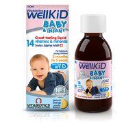 Vitabiotics -  Wellkid Baby & Infant