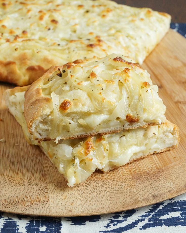 Fugazzeta (Argentinian Stuffed Pizza) | Tara's Multicultural Table
