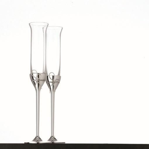 Champaigne glasses set of 2