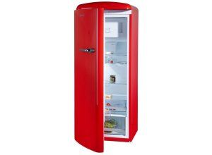 Gorenje Kühlschrank Orb153 : Gorenje kühlschrank orb rd a cm hoch rot category
