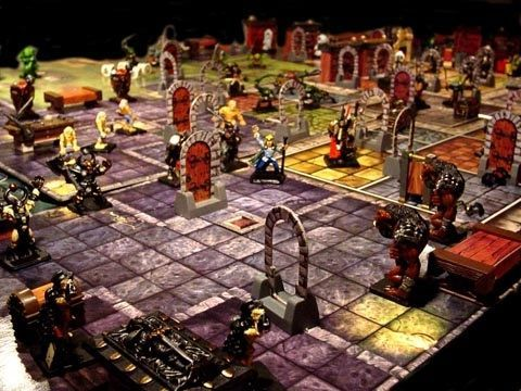 Picture of How to make a Tabletop Rpg Board Game