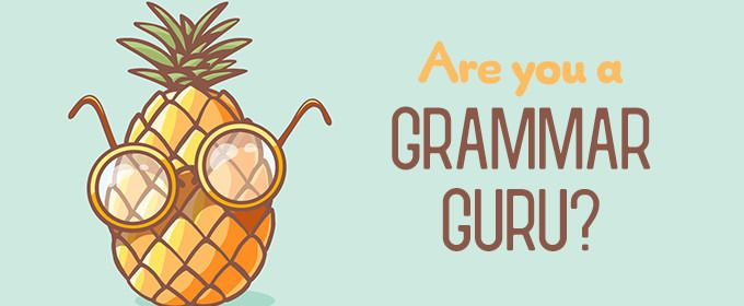 You think English is easy? Try this very well written quiz by Creative Market -