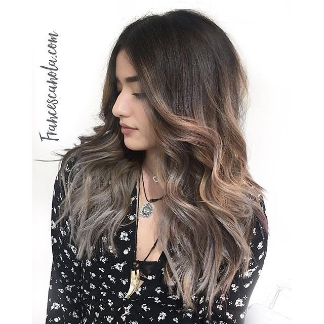 Francescanola Hairartist Used Kenracolor Demi Permanent