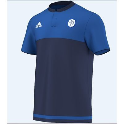 SPORTS CO Rugby - Polo rugby FFR ADIDAS