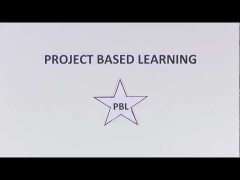 Aprendizaje basado en proyectos.