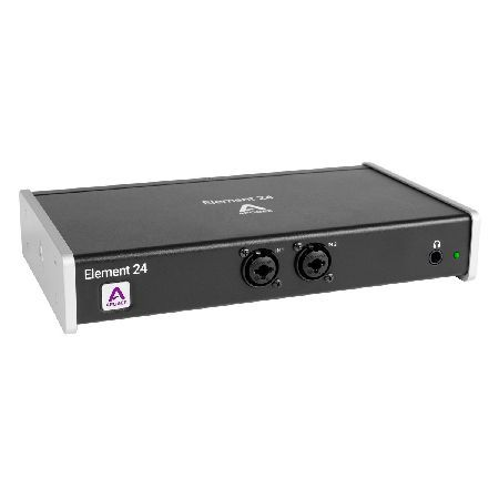 Apogee Element 24 Thunderbolt 10x12 Audio I/O Box The Apogee Elements 24 Thunderbolt Audio I/O Box combines the best of innovative Apogee equipment such as the Symphony I/O MKII Ensemble and Groove with streamlined hardware features and advanced soft http://www.MightGet.com/march-2017-1/apogee-element-24-thunderbolt-10x12-audio-i-o-box.asp