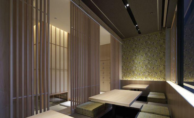 菜な コレド室町店 - WORKS|TDO + moonbalance|辻村久信デザイン事務所・株式会社ムーンバランス