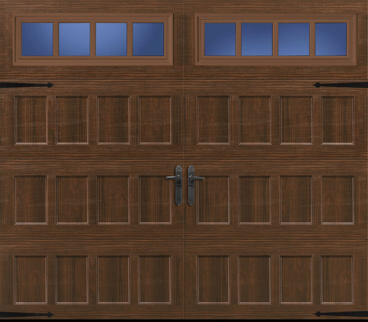 Amarr Oak Summit 1000 Walnut Garage Door: 33 Best House Exterior Paint Ideas Images On Pinterest