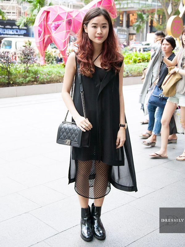 49 Best Images About Singapore Street Fashion On Pinterest
