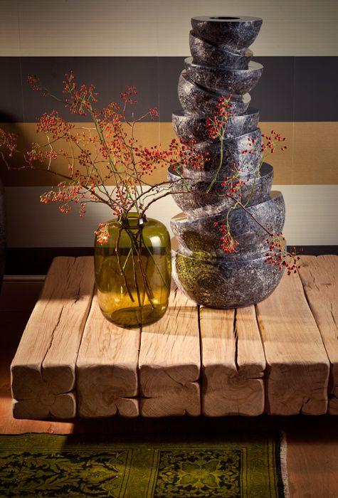 Beam coffee table   van Rossum Meubelen Te koop bij Eurlings Interieurs https     www facebook com