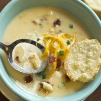 Corner Bakery Potato soup