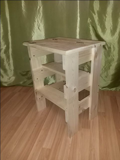 Simple Shop Stool стул-лестница