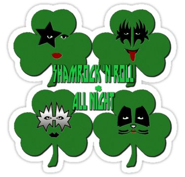 Shamrock & Roll All Night