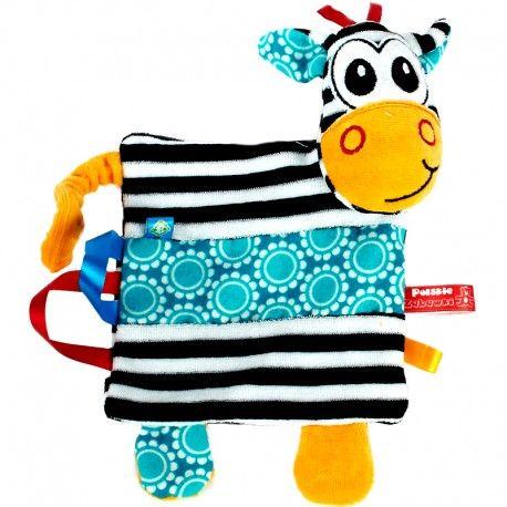 Szmatka Zebra - Hencz Toys 933 to Wielofunkcyjna zabawka dla niemowlaka wykonana z mięciutkiego i milutkiego materiału.  Może służyć jako szeleścik albo przytulanka. Posiada ogonek, kolorowe metki, które zachęcają malucha do chwytania.   Sprawdźcie sami:)  http://www.niczchin.pl/zabawki-dla-niemowlat/2252-hencz-toys-933-szmatka-zebra.html  #hencz #toys #szmatkazebra #dlaniemowlaka #zabawki #niczchin #krakow