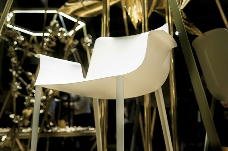 If you miss it at #PreciousKartell booth, have a look on new Piuma chair by Piero Lissoni