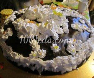 Торт Дакуаз на миндальной муке - Праздничные торты от 1001 ЕДА вкусные рецепты с фото!