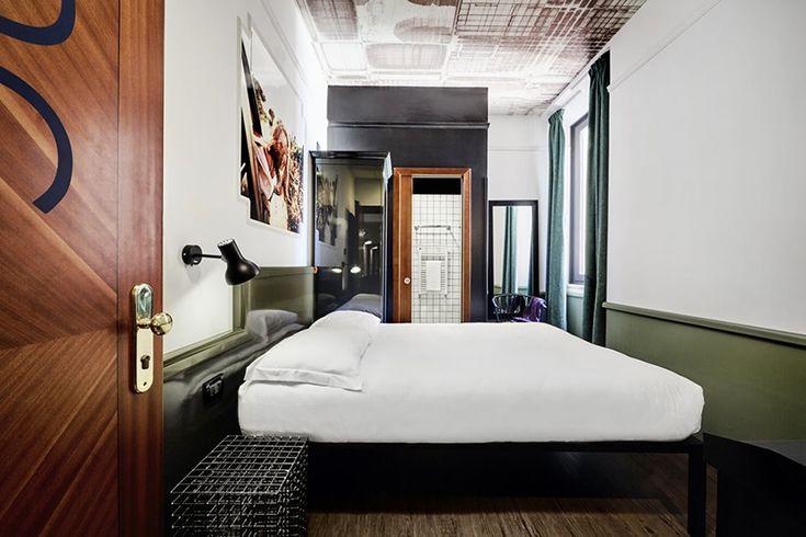 ヨーロッパで安く宿泊する個性派ホステルGenerator Hotel