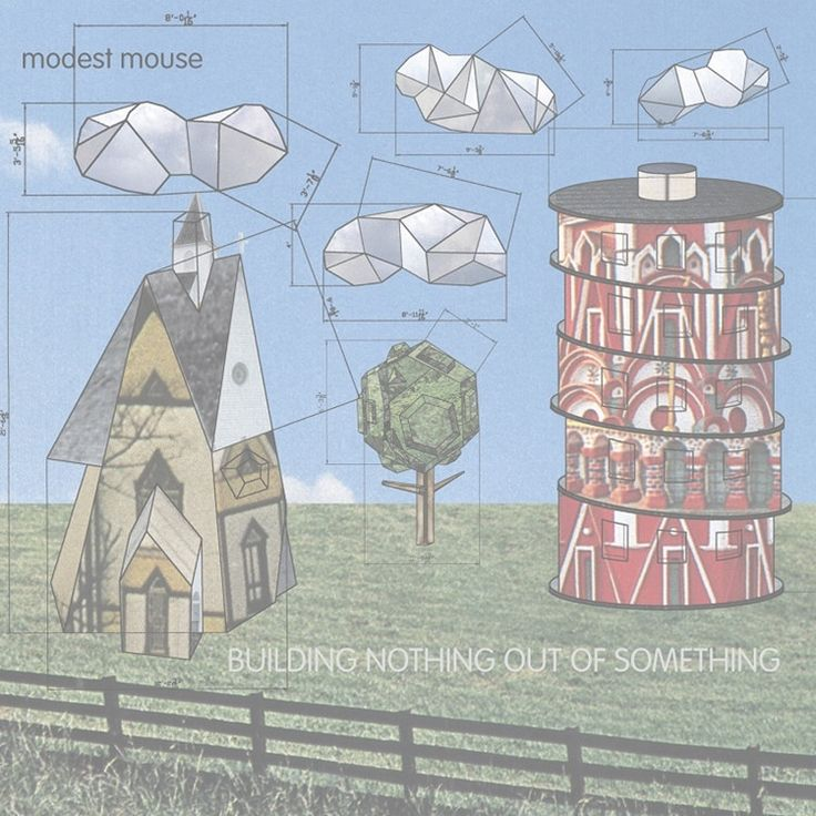 Modest Mouse - Building Nothing Out Of Something on LP + Download