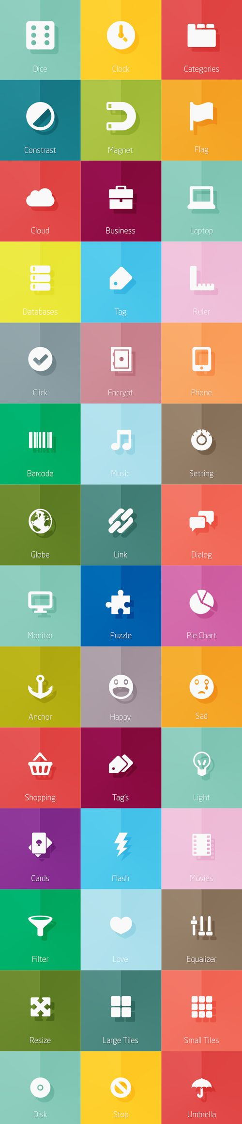 Best 25 app icon design ideas on pinterest app icon for Tile layout app