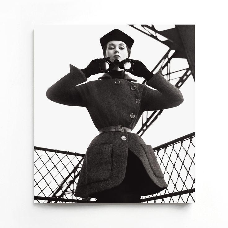 1950. ligne Oblique. Christian Dior