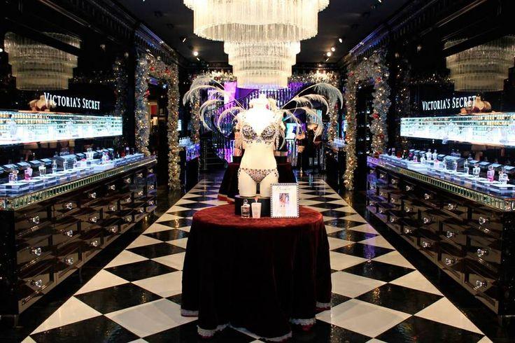 Victoria's Secret store in London