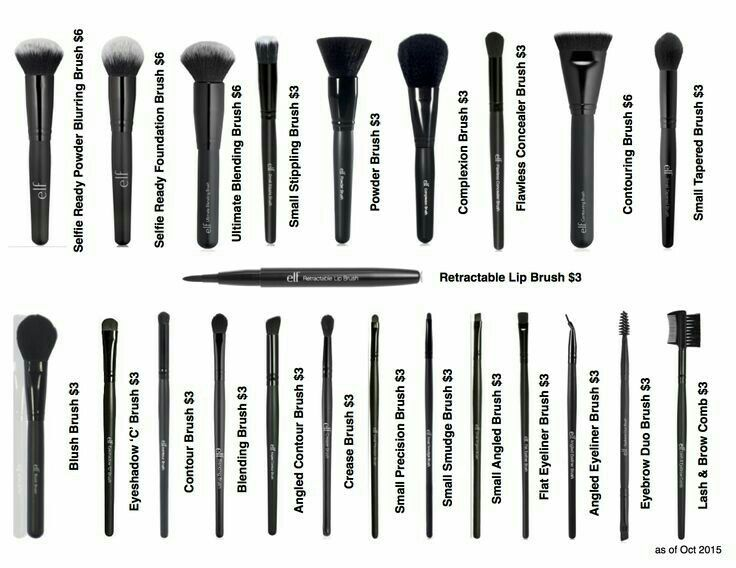 Guide Brushes ELF