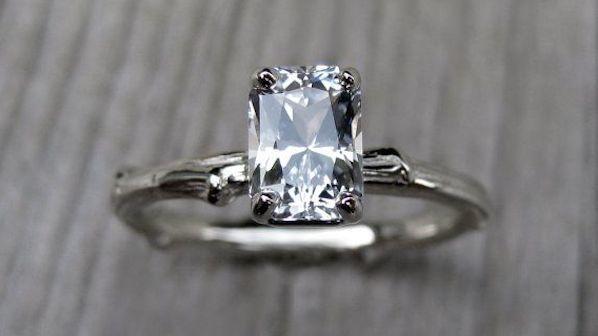 Diamond Alternatives For Engagement Rings | Gemstones for Engagement Rings | Bridal Musings Wedding Blog 3