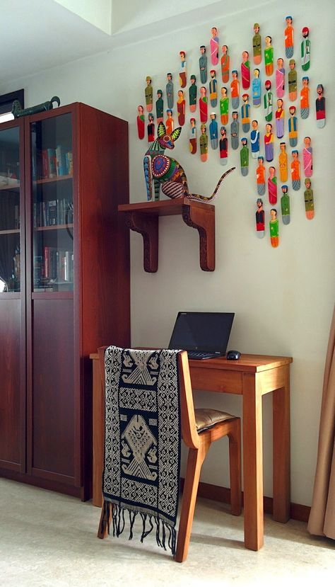 Aalayam - Colors, Cuisines and Cultures Inspired!: Dvibhumi - A Jewelry label and a home tour (an artist's abode)