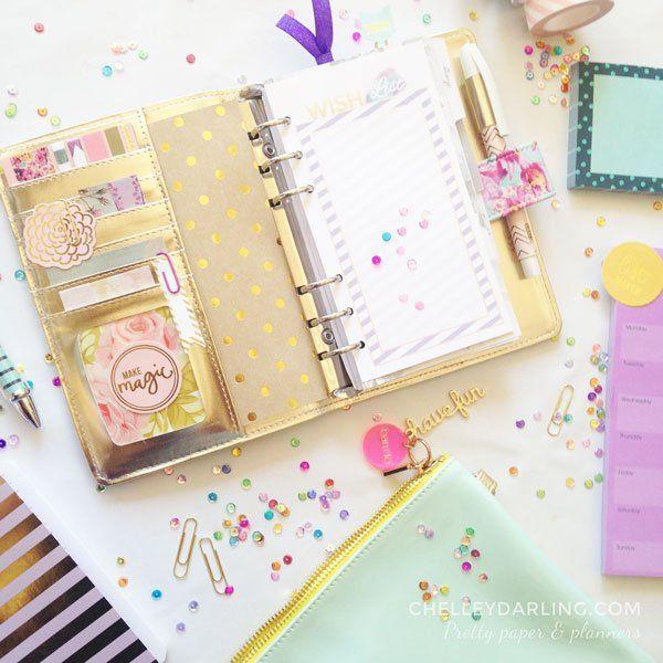 Free Wish List Planner Printable   Chelley Darling