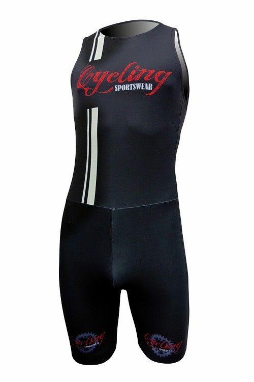 Traje de triatlón CSW, fabricado con tejido de Lycra italiana de máxima calidad en corte anatómico de varias piezas, ajuste comódo, ceñido y repelente al agua. Precio: 69,75 €